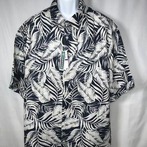 5091f7145 Cubavera Shirts | Mens Big And Tall 2xlt Tropical Shirt | Poshmark
